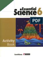 activity book de science 6º primariaa