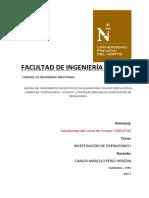 Invope I- Proyecto