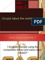 google takes the world