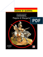 HANNIBAL - Acient Wargame Rules - Italian Language