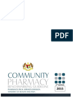 Community Pharmacy Benchmarking Guidelines 2015
