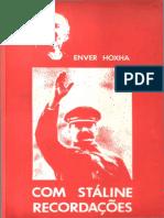 HOXHA, Enver. Com Stalin (recordações).pdf