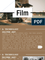 Film Health Group Report