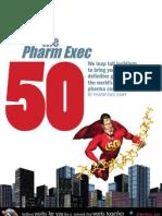 Worlds Top Pharma Companies 2008