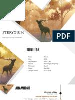 Presus Dr. Esti Sp.m Ptirigium Gr III