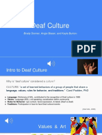 deaf culture presentation-brady-angie-kayla