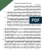 Untitled - Score