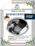 Case Report on Major Depressive Disorders by Dr. Daniel Garang Aluk Dinyo at St. Paul's Hospital Millennium Medical College, Addis Ababa - Ethiopia 2016