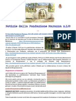Marazza Newsletter 128