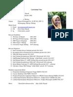 Curriculum Vitae Sekum HMJ Bio