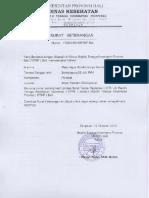 Dokumen Penunjang Lainnya