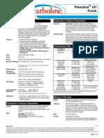 Phenoline 187 Finish PDS