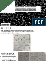 term 3 maths investigation