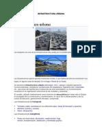 Infraetructura Urbana