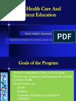 5. Oral Health Care - Drg Dyah.pptx
