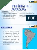 Geopolítica Del Paraguay Diapos-Ana
