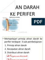 5. Aliran Darah Ke Perifer
