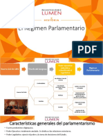 Regimen Parlamentario