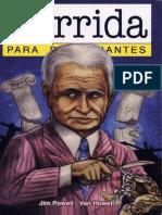 Powell j Derrida Para Principiantes