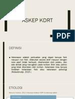 Askep Kdrt