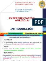 Exp. Agric. Generalidades