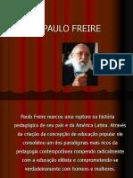 Aula Paulo Freire