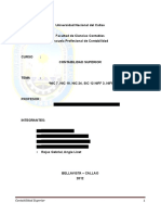 Contabilidad Empresarial III - Bermeo