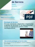 Estrategia de Servicio Gino Suarez