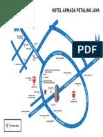 Hotel Armada PJ MAP FA