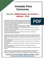 06. Alfabetização de Jovens e Adultos