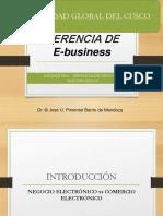 Gerencia de e Business Jp
