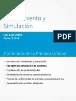Modelamiento y Simulación Sem-02 (I)