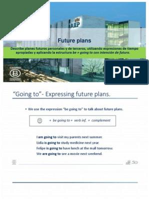 12 Future Plans