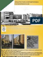 Posmodernismo en El Peru