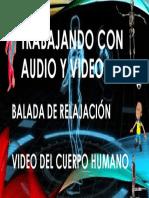 Trabajando Con Audio y Video