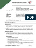 Informacion Curricular