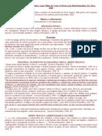 Fichamento do livro A Tragédia, de Lígia Militz da Costa e Maria Luiz Ritzel Remédios.
