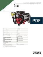 Volvo Penta V8 380 6.0L