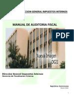 Manual  Básico Auditoria Tributaria DGII