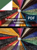 Atahualpa Fernández - Telas Que Dominan Los Vestidos