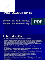 Protocolos Umts