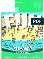 Fun for Movers- SB