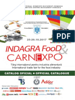 Catalog FOOD DRINK 2017 Indagra