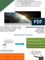 Presentación pstpositivista 2