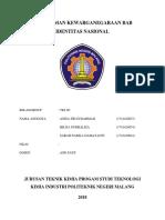 Bab 1 Identitas Nasional