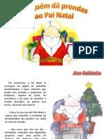 Ninguem Dá Presentes Ao Pai Natal