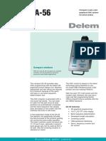 Leaflet Delem DA56 En