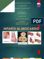 Infarto Al Miocardio .Equipo 8