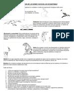 01. Organización de Los Seres Vivos en Los Ecosistemas