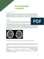 Craneal en Patología Vascular Cerebral ICTUS